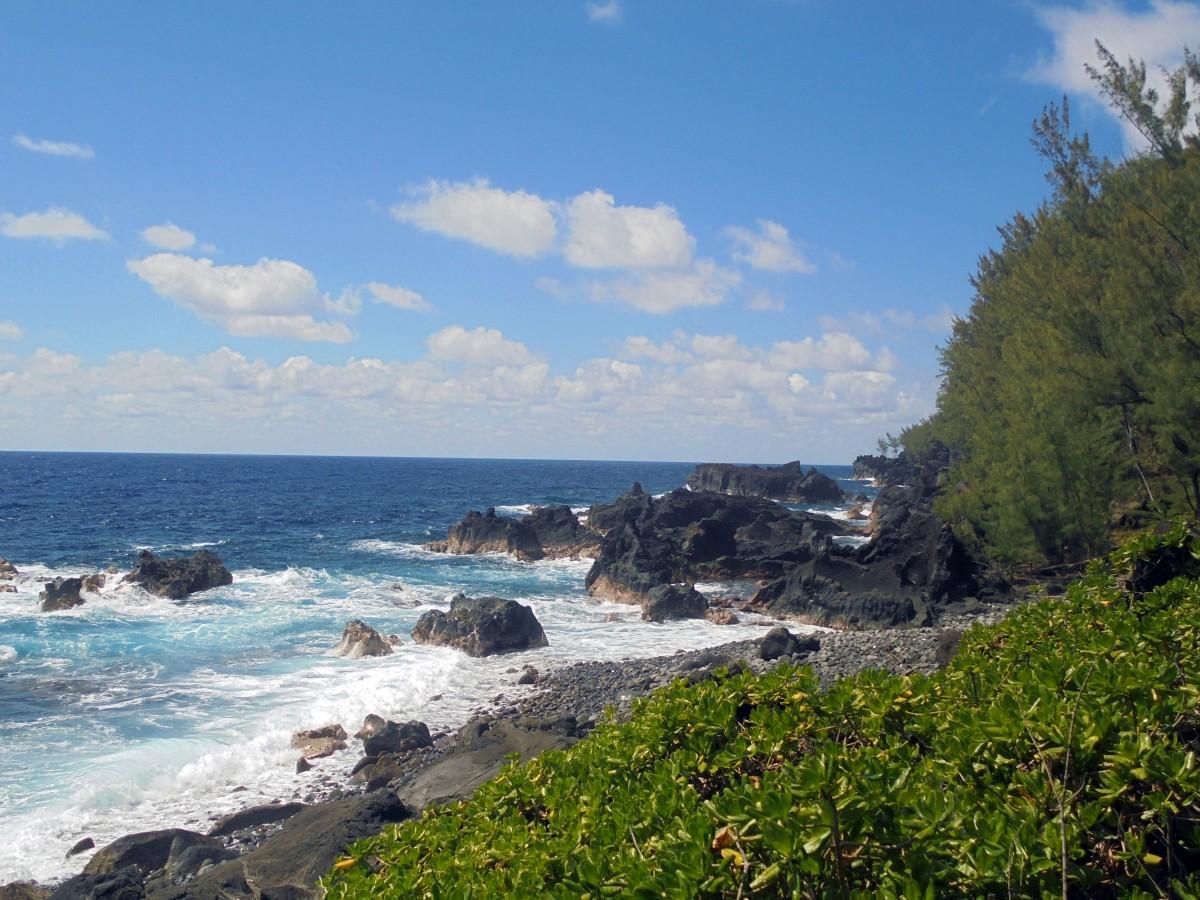 Randonnée facile Ile de la Réunion, Sainte Rose