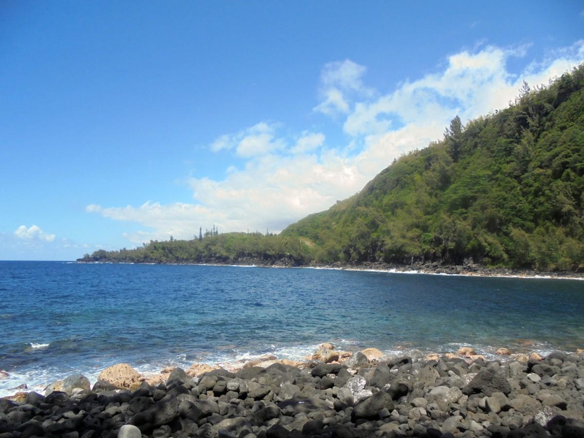 Piton Sainte Rose, Anse des Cascades Ile de la Réunion