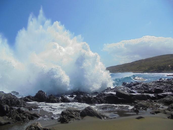 Etang salé, Ile de la Réunion