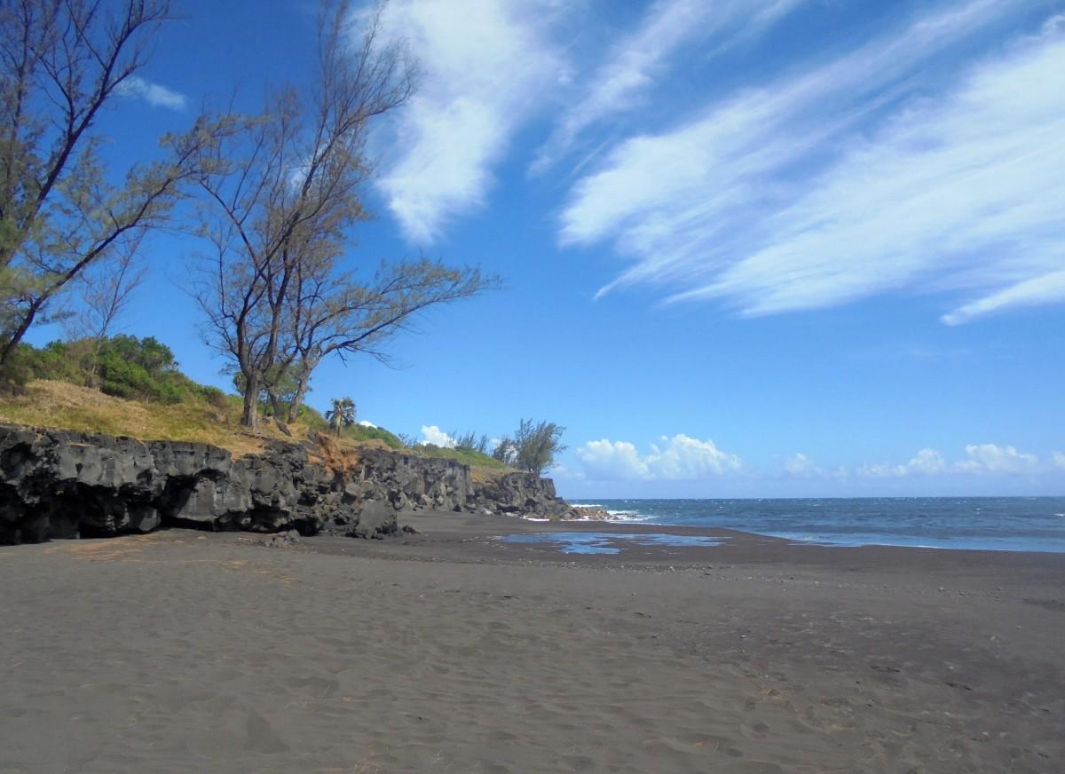 Ti sable, Saint joseph, Ile de la Réunion
