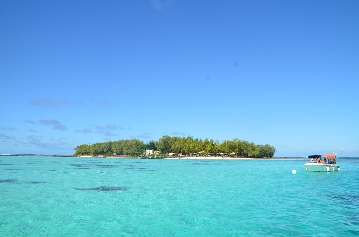 Ile des deux cocos, Maurice - Mauritius