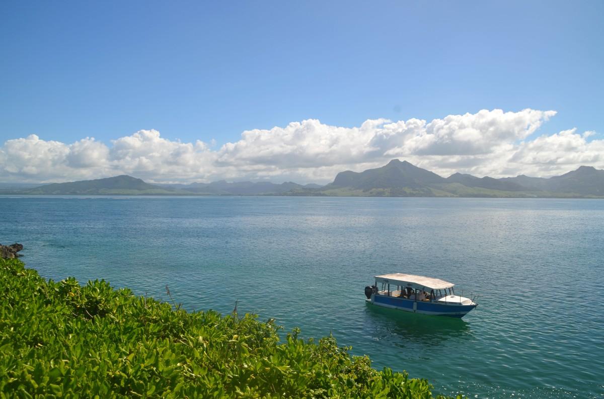 Excursion bateau ile Maurice - Mauritius
