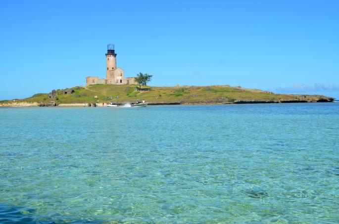 Ile au Phare / Ile aux Fouquets , Ile Maurice - Mauritius