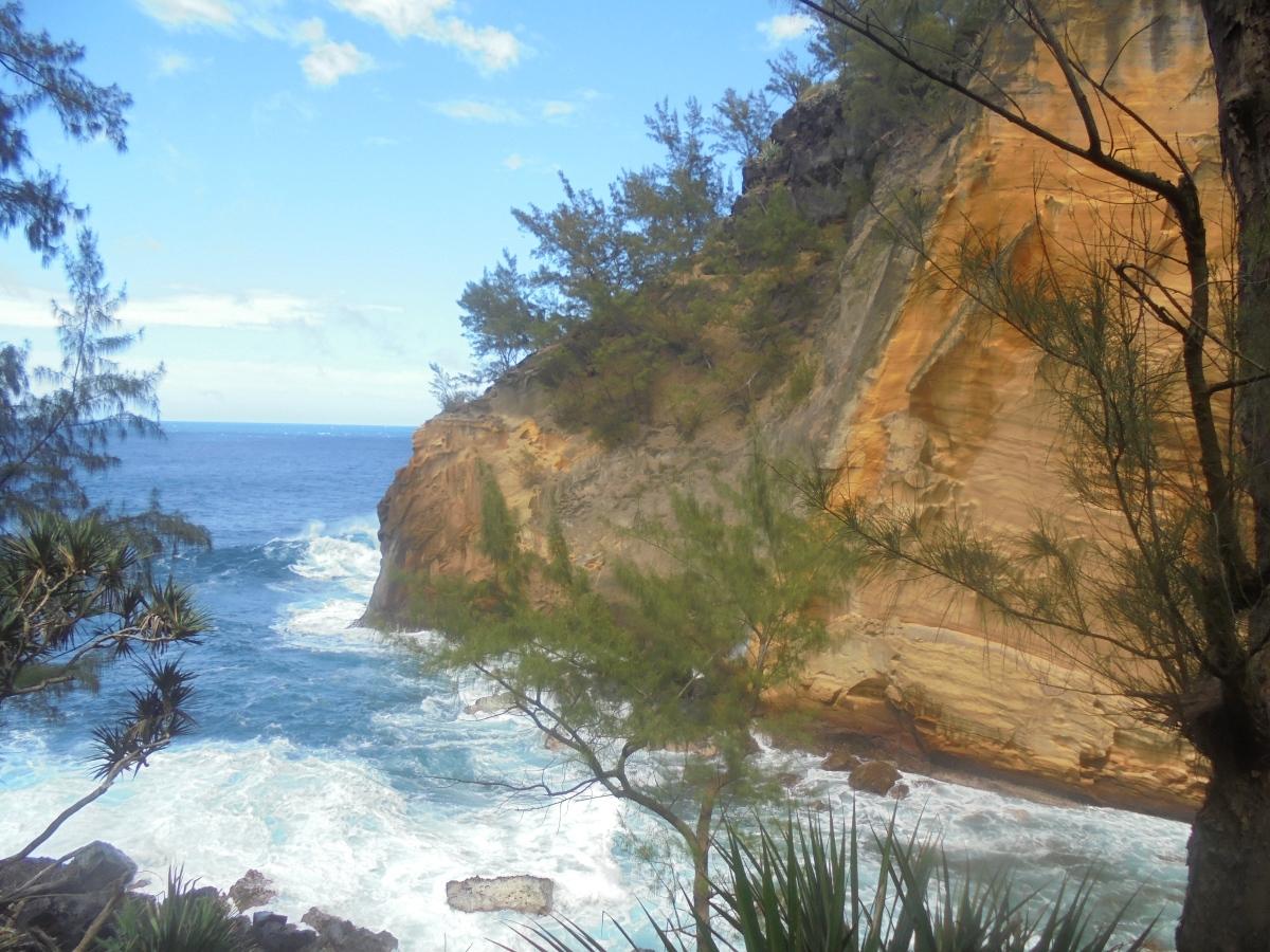 Randonnée Cap Jaune, Ile de la Réunion