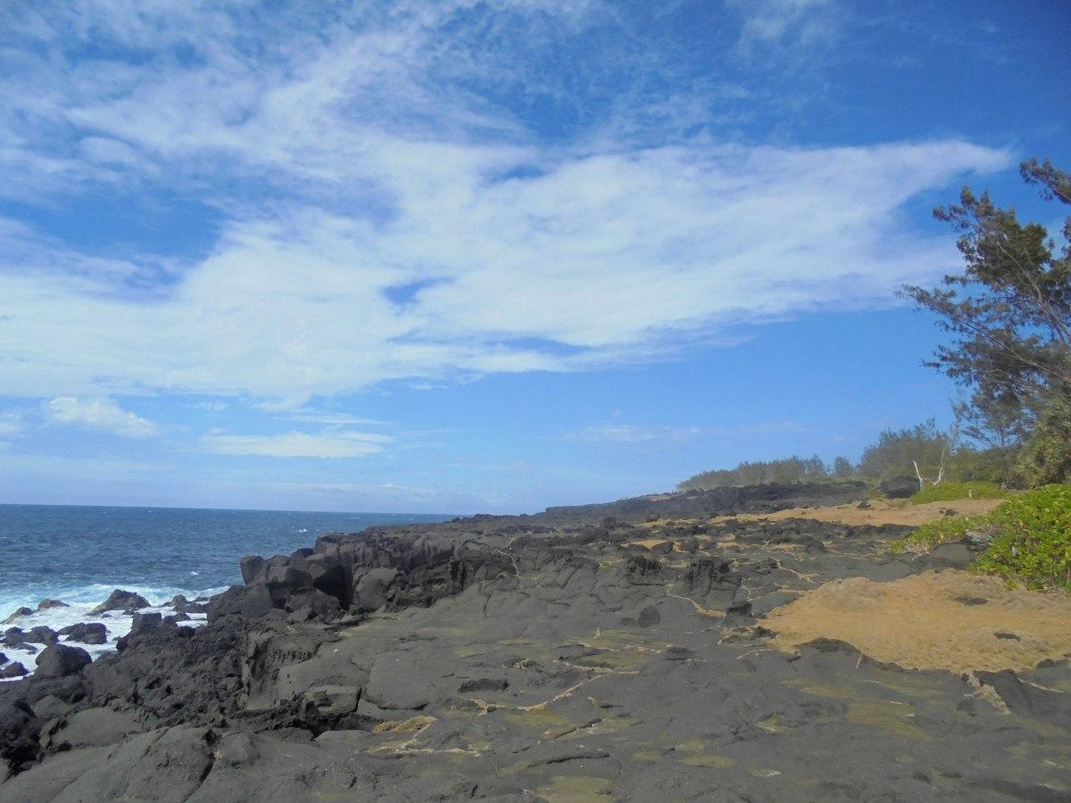 Randonnée saint joseph , Ile de la Réunion
