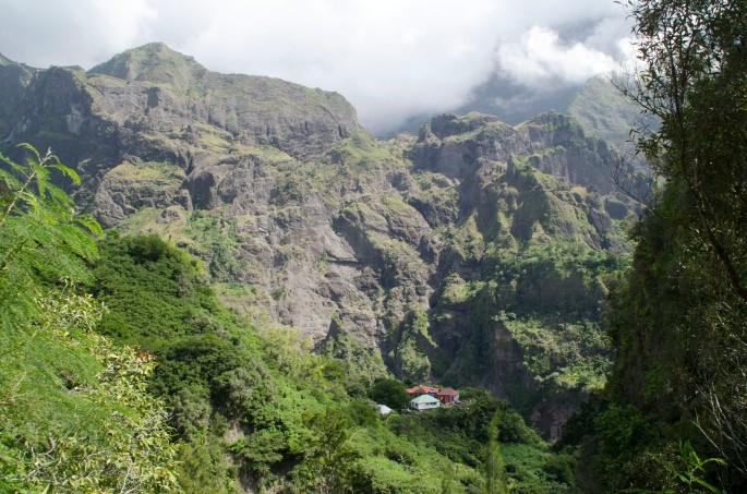 Randonnée Mafate, Cayenne, Ile de la Réunion