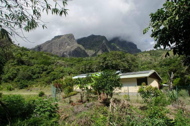 Ilet Grand Place, Mafate, Ile de la Réunion