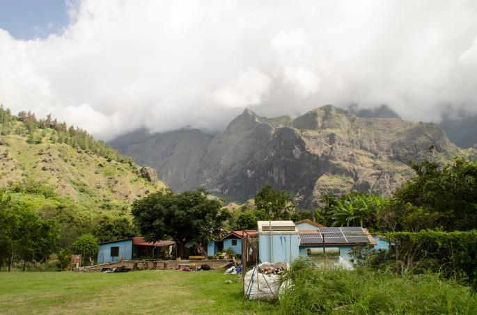 Grand Place, Mafate, Ile de la Réunion
