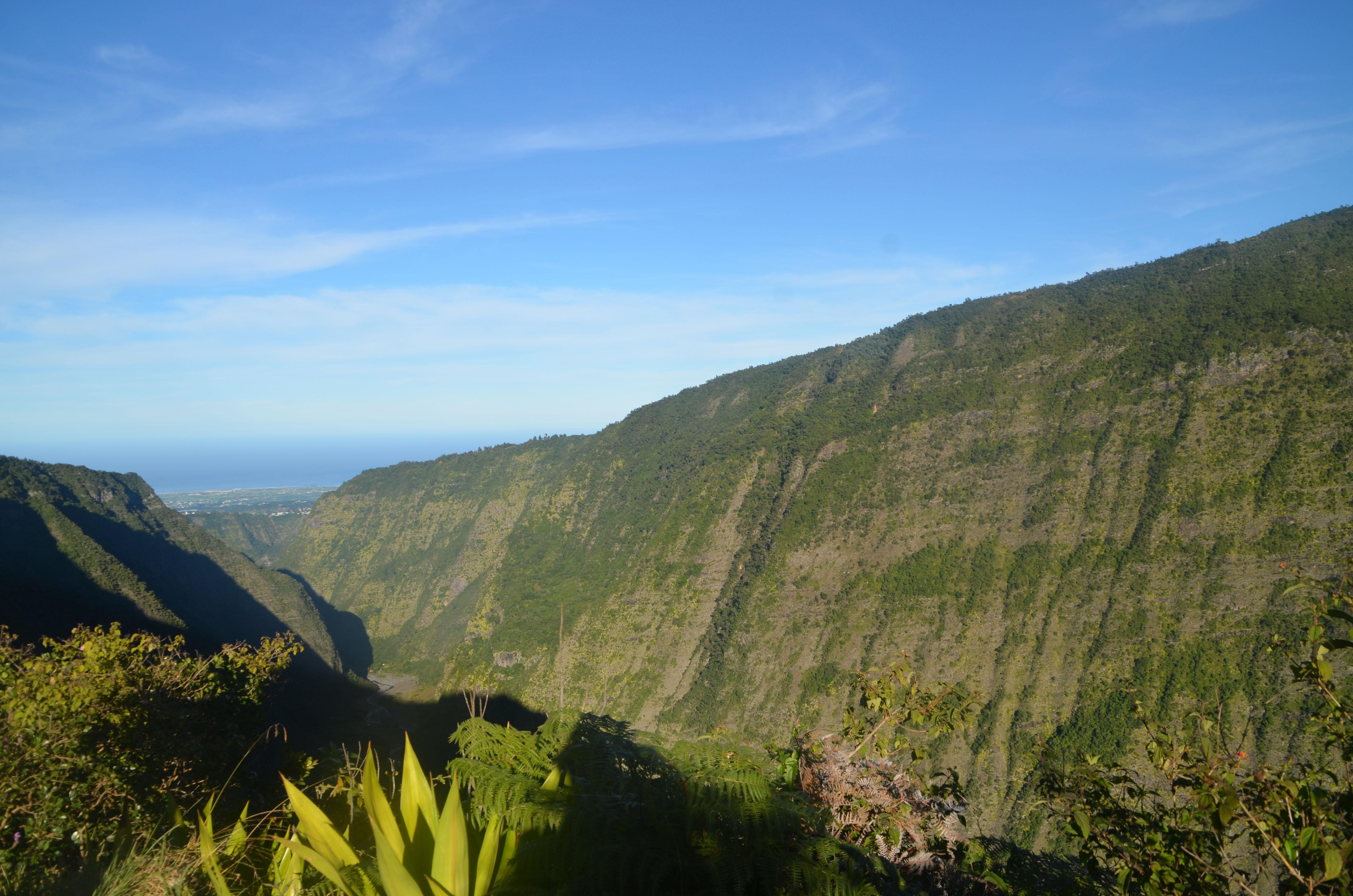 Ile de la Réunion paysage