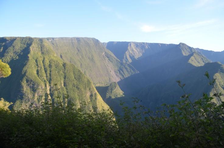 Grand bassin, ile de la Réunion