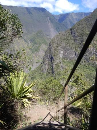 Randonnée Grand Bassin, Ile de la Réunion