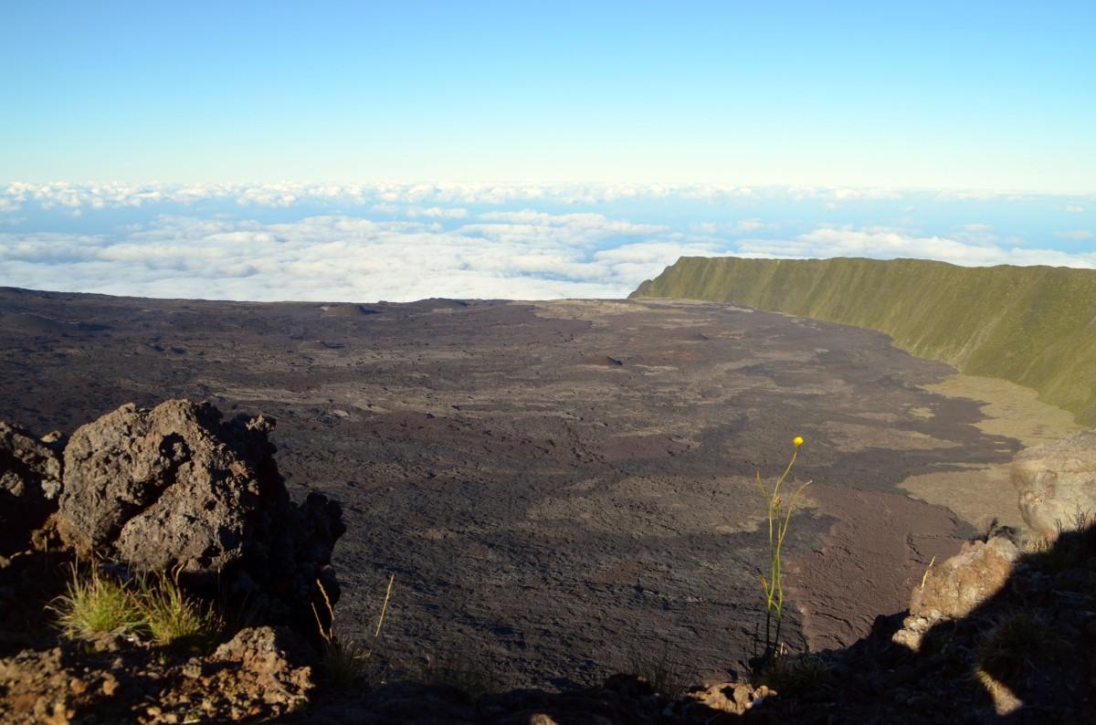 Piton de bert, Ile de la Réunion