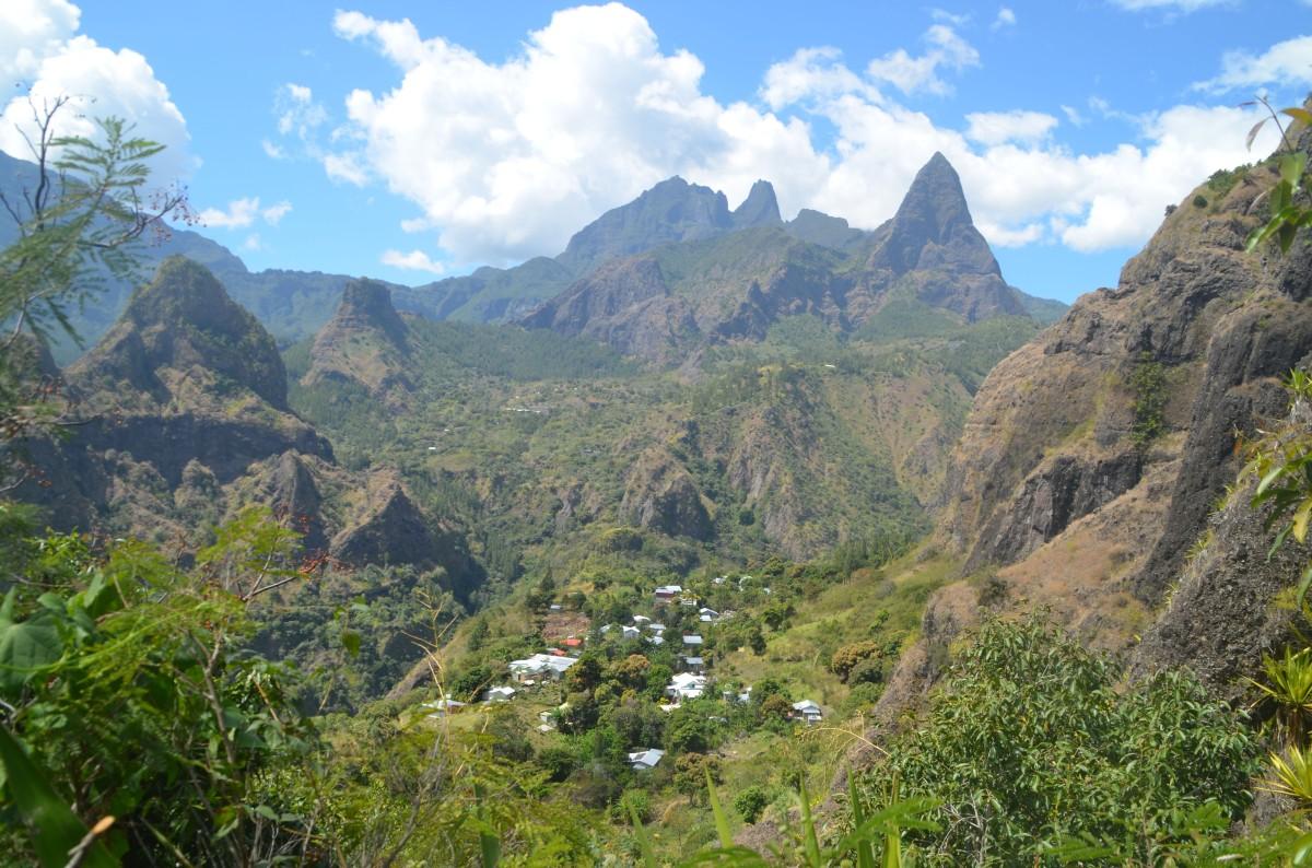 Ilet des Lataniers, Mafate, Réunion