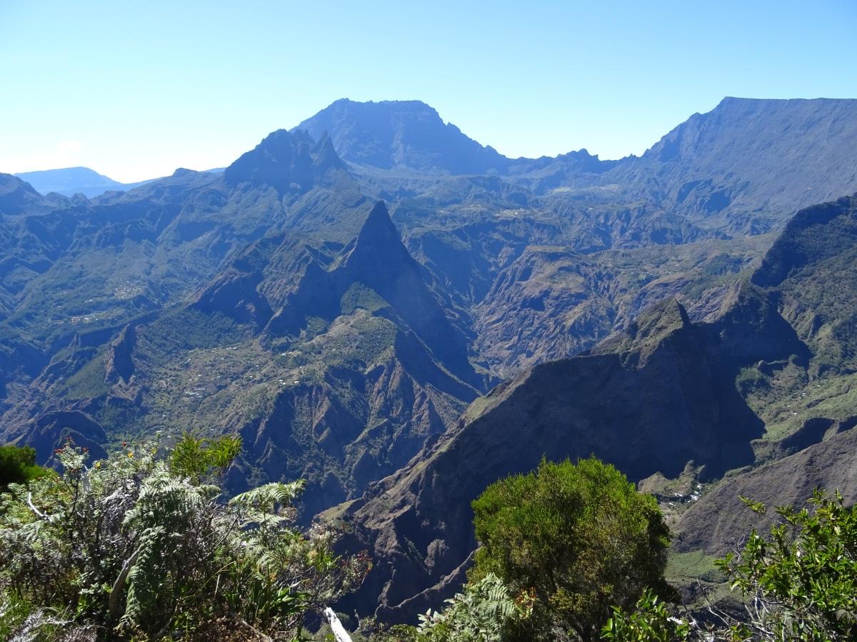 Randonnée au Cirque de Mafate, Ile de la Réunion