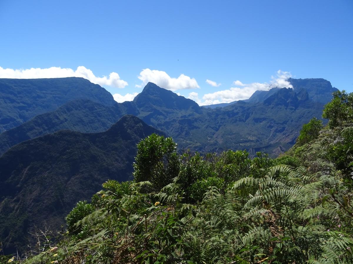 Randonnée ile de la Réunion , Mafate