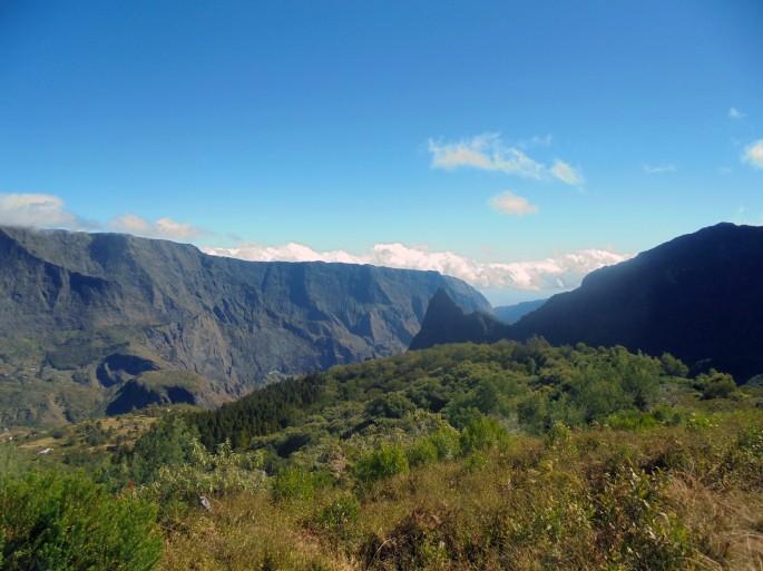 La Nouvelle, Mafate, Ile de la Réunion