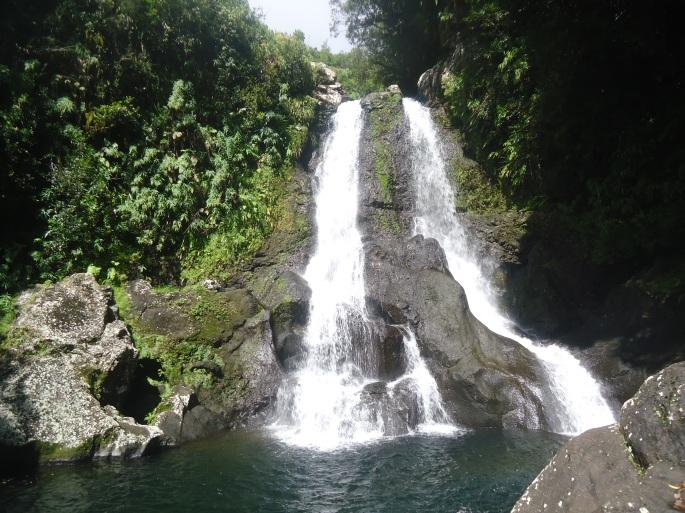Bassin Pilon, Sainte-Suzanne, Ile de la Réunion