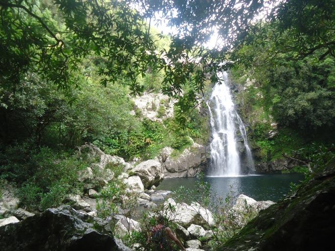 Grande Cascade, Sainte-Suzanne, Ile de la Réunion
