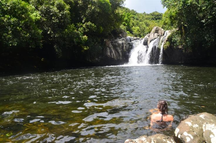 Bassin Grondin, Sainte-Suzanne, Ile de la Réunion