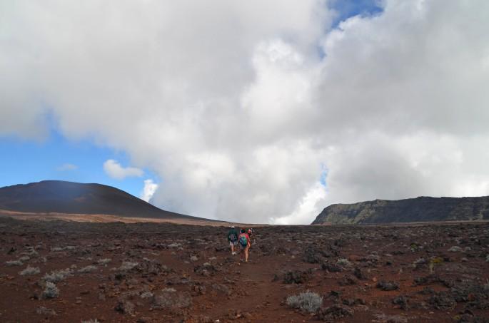 Randonnée La Plaine des sables, Ile de la Réunion