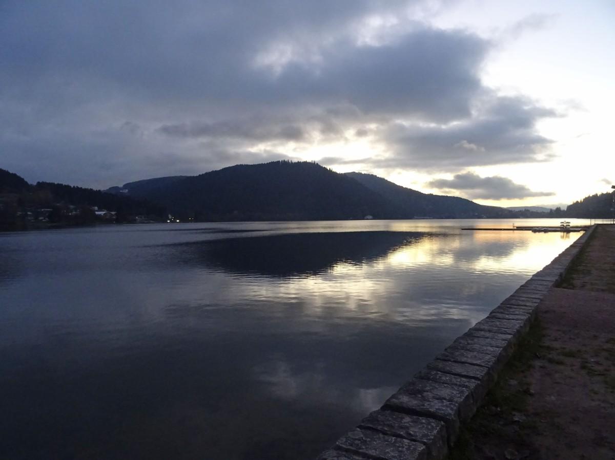 Lac de Gérardmer , Les Vosges , France
