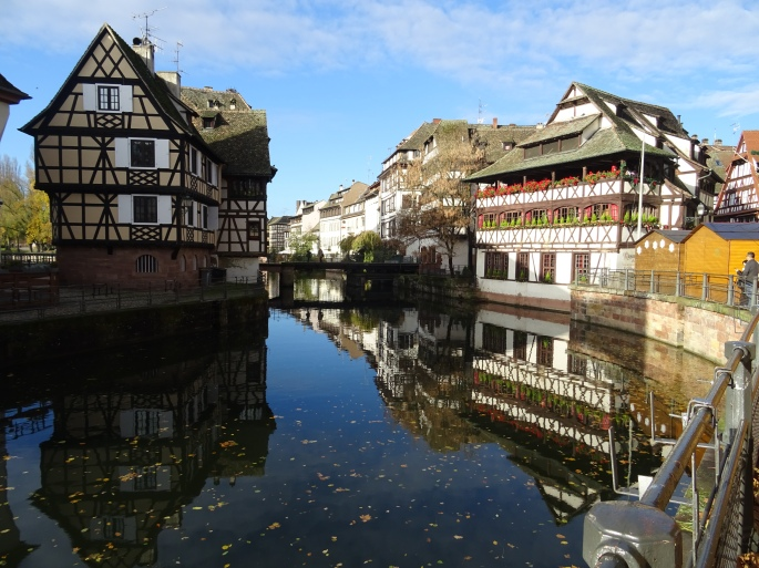 Petite France , Strasbourg , France