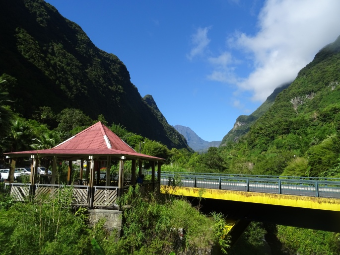 Salazie, Réunion