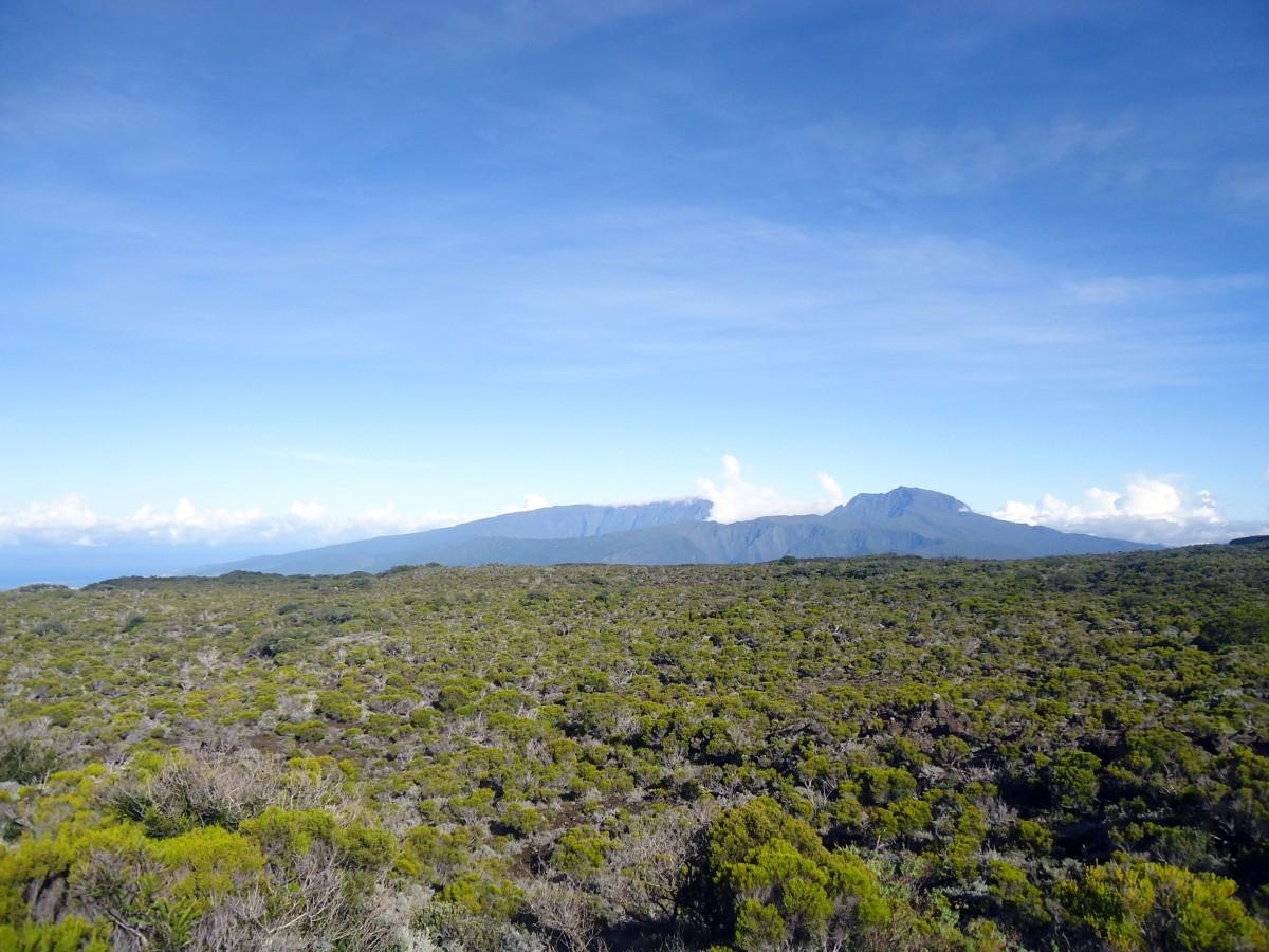 Paysages ile de la Réunion , Randonnée