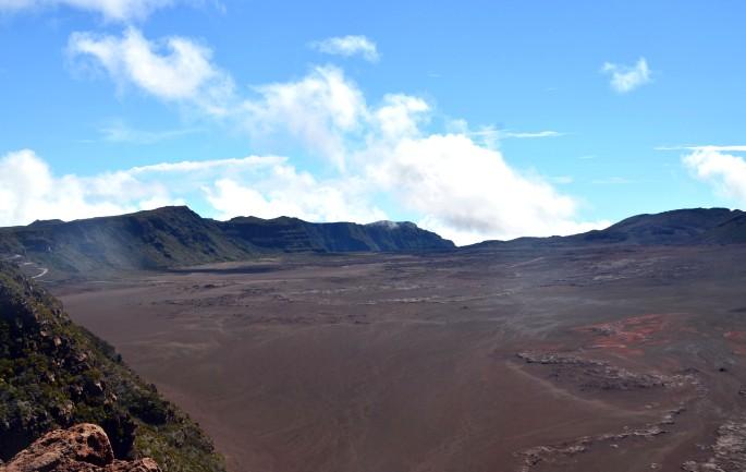 La Plaine des sables , ile de la Réunion