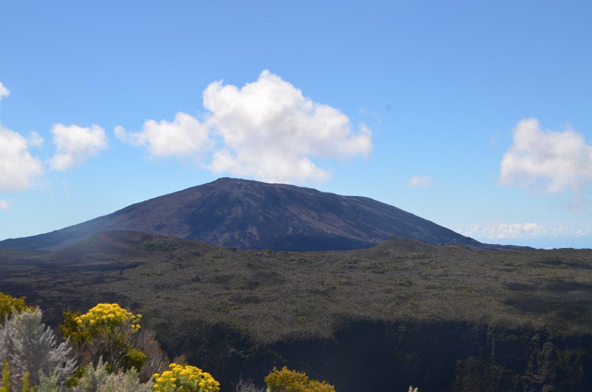 ¨Piton de la Fournaise, Randonnée ile de la Réunion