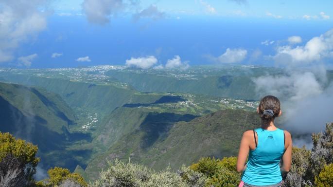 Randonnée ile de la Réunion