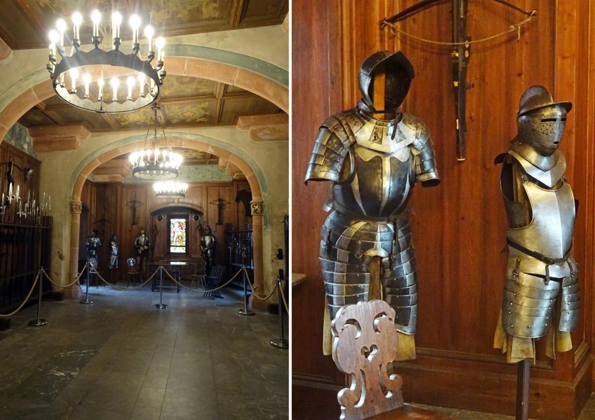 Château du Haut-Koenigsbourg , Alsace , France