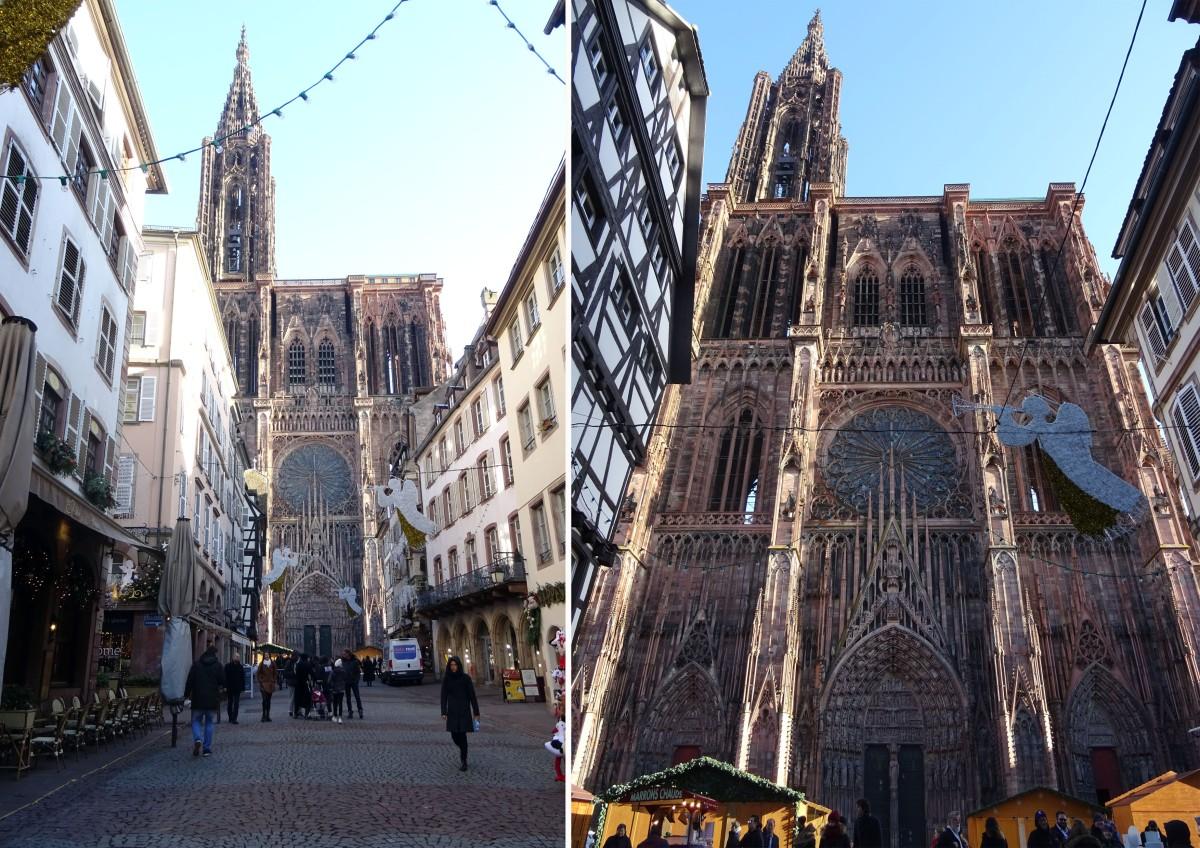 Cathédrale de Strasbourg , France