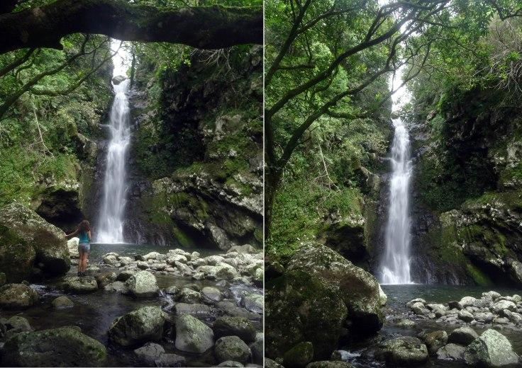 Bassin Chouchou Espérance les bas Sainte-Marie Ile de la Réunion Randonnée