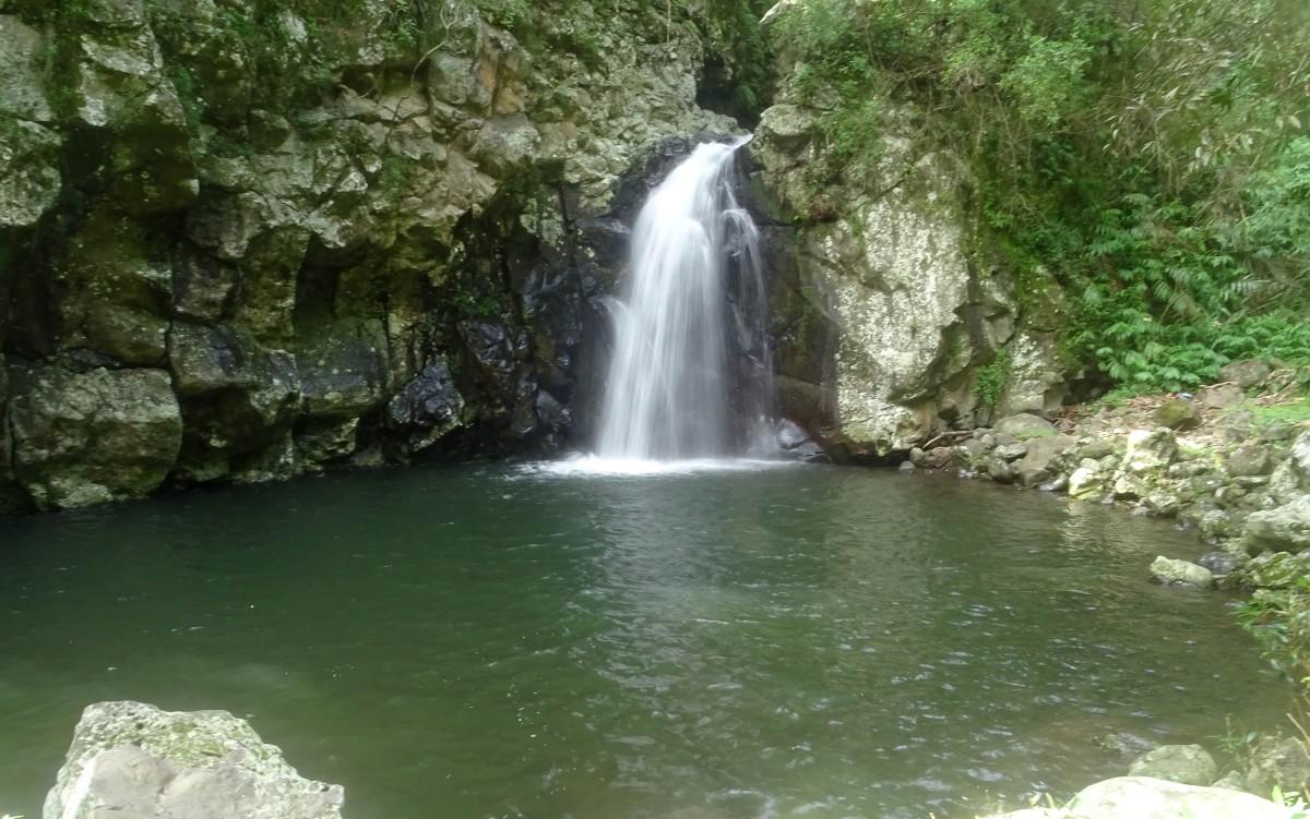 Bassin l'Orage , Espérance les bas , Sainte-Marie , Ravine sèche , Réunion