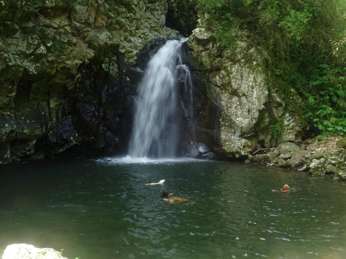 Tour de la ravine sèche à l'espérance les bas , Sainte-Marie, Bassin L'Orage , Randonnée ile de la Réunion