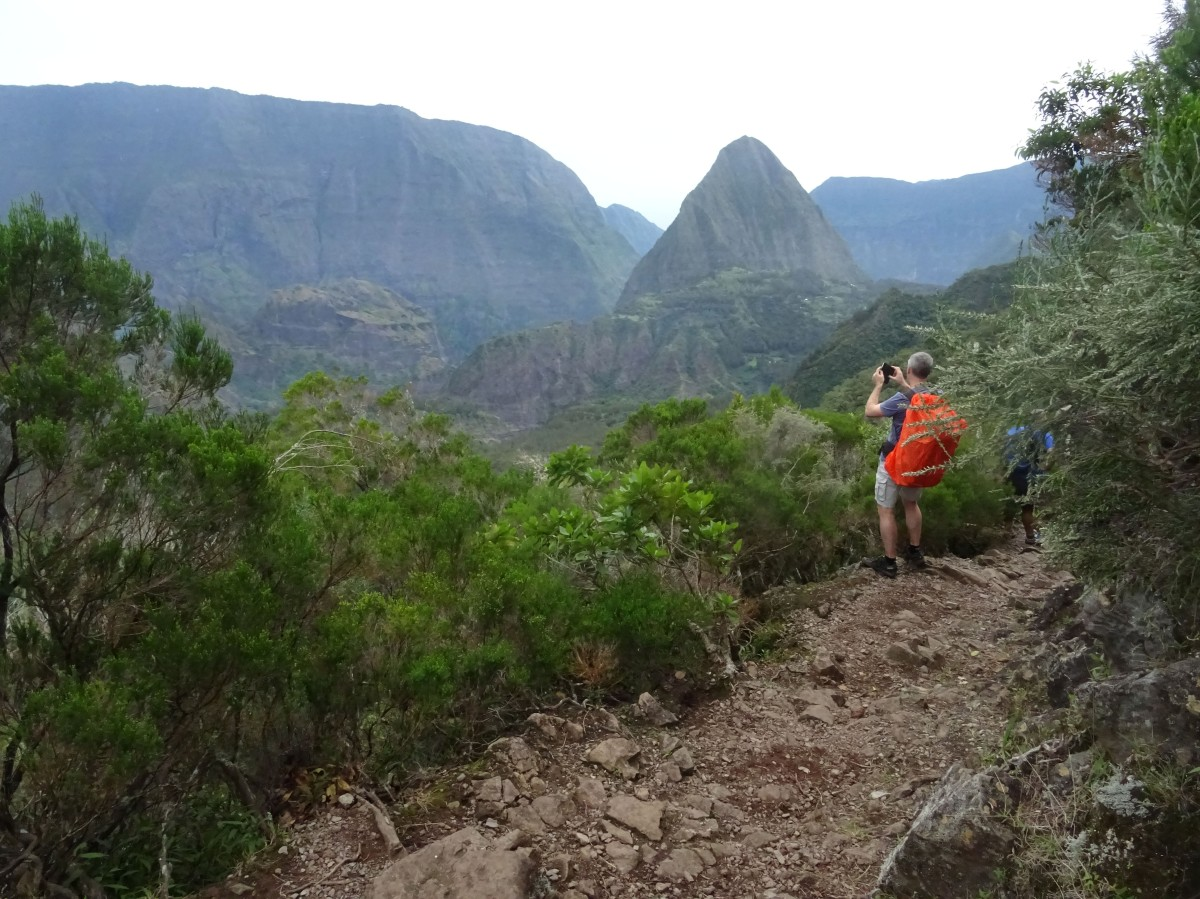 DSC03925Ilet à Malheur et Aurère par le sentier Scout Mafate Ile de la Réunion randonnée