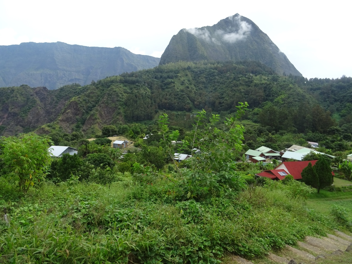 Randonnée Ilet à Malheur , Mafate Ile de la Réunion