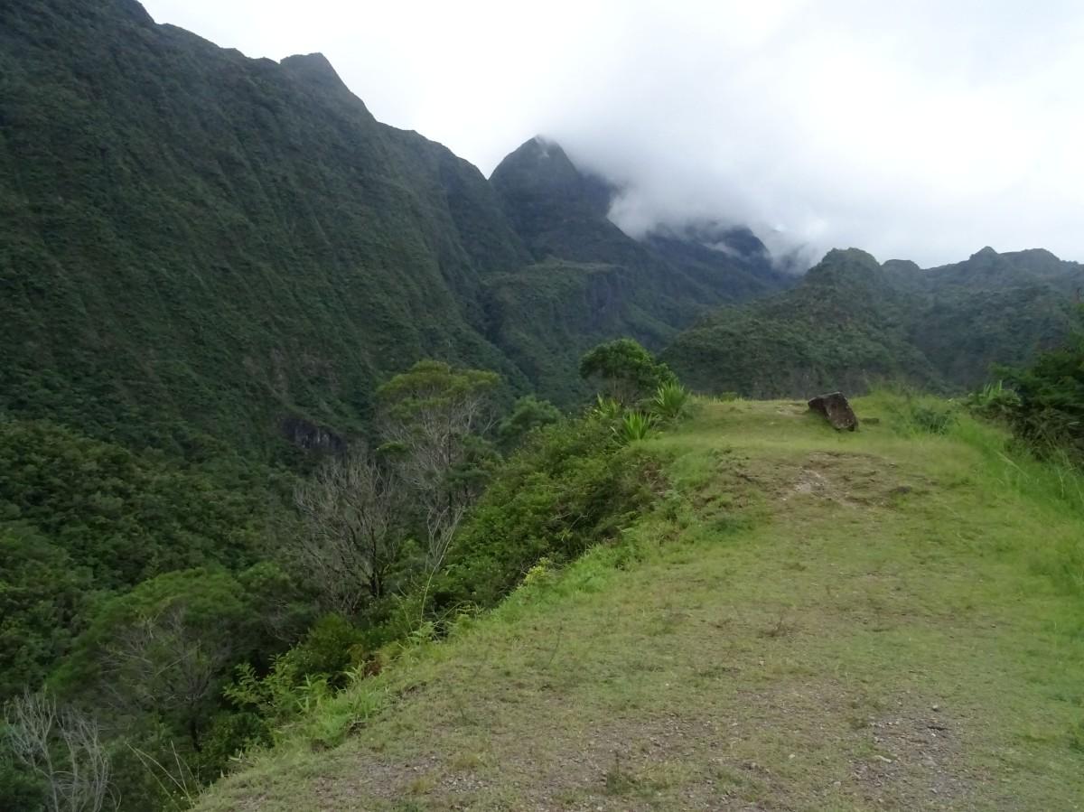 Aurère , Réunion Mafate