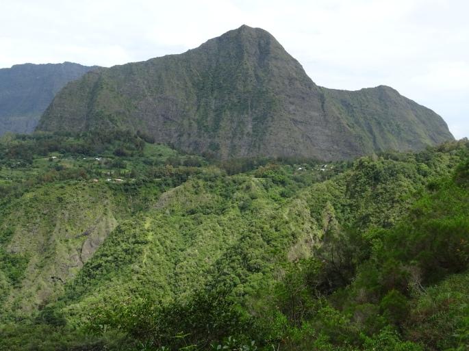 Aurère Sentier Augustave Mafate Randonnée Ile de la Réunion