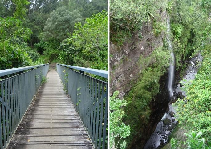 Randonnée à Mafate Ile de la Réunion par le sentier Scout