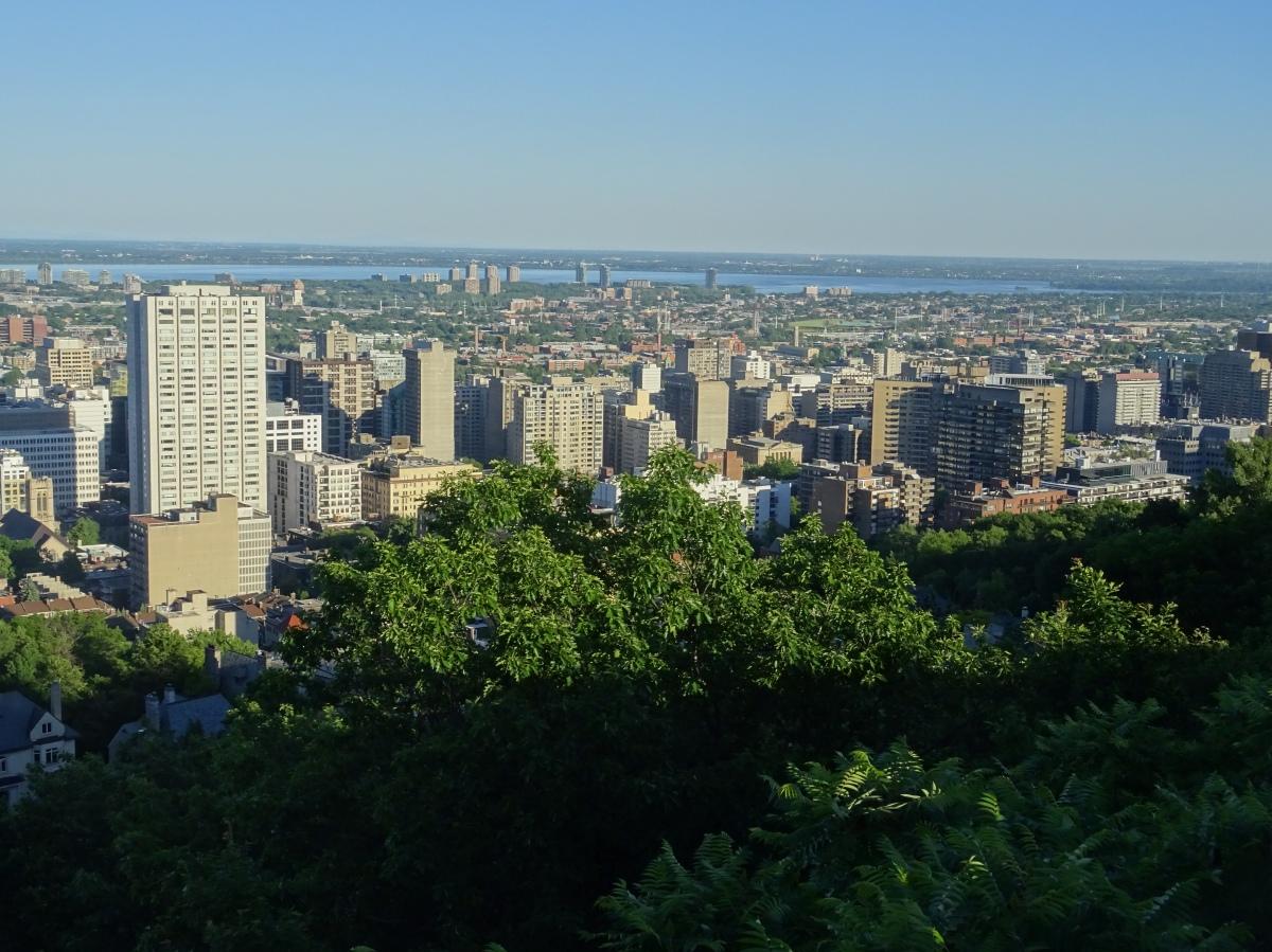 Mont Royal Montréal Canada