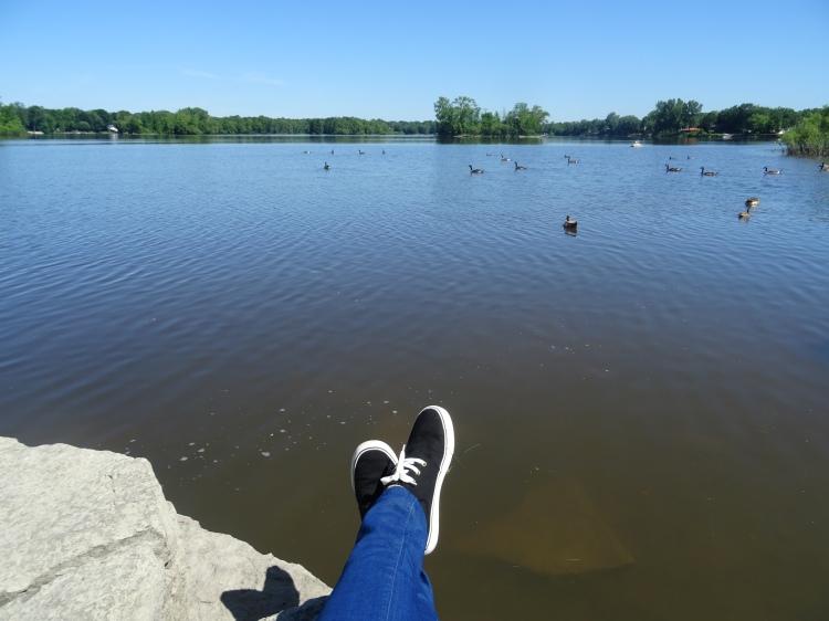 Parc de la rivière des milles iles Laval Canada