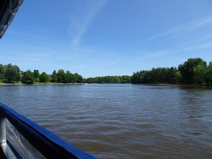 Parc de la rivière des milles iles Laval Canada croisière