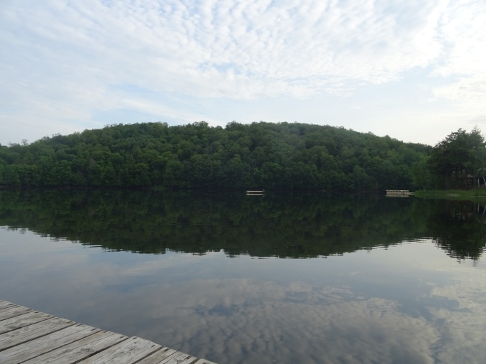 Lac Moore Canada Mont Tremblant