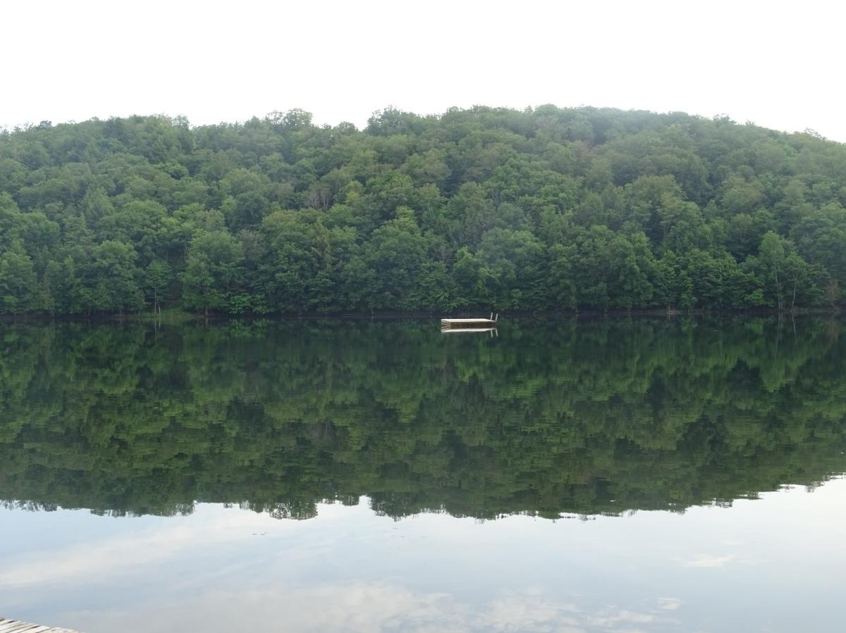 Lac Moore Canada Mont Tremblant  Auberge Hi Mont Tremblant
