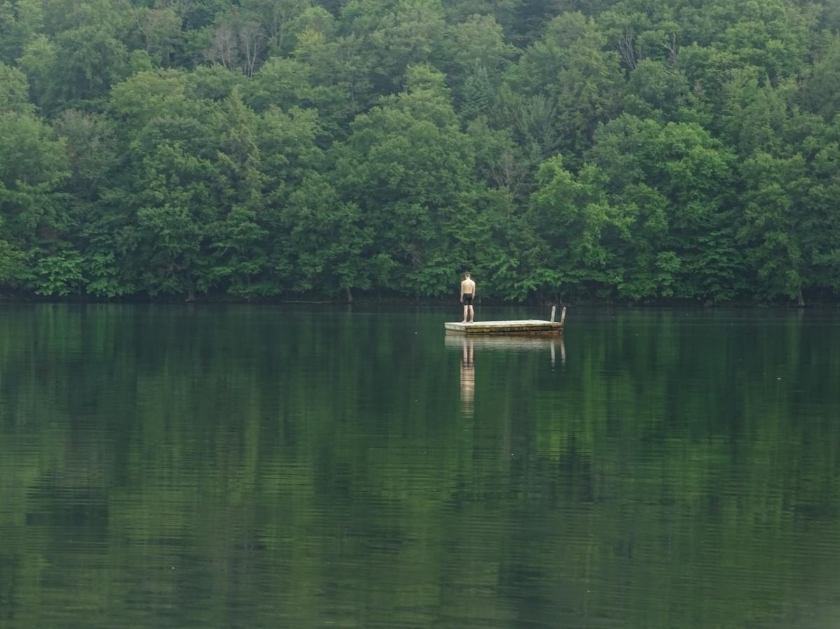 Lac Moore Canada Mont Tremblant  Auberge de jeunesse Hi Mont Tremblant