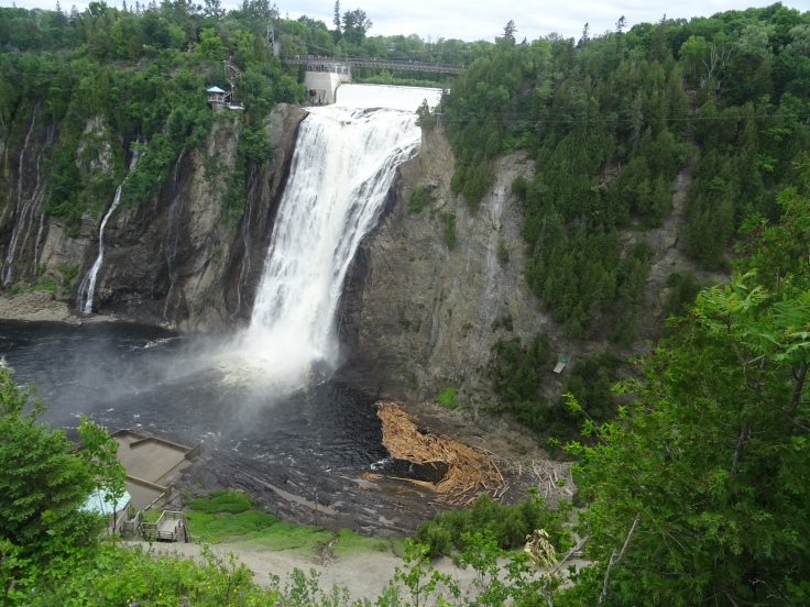 Chutes de Montmorency Québec Canada