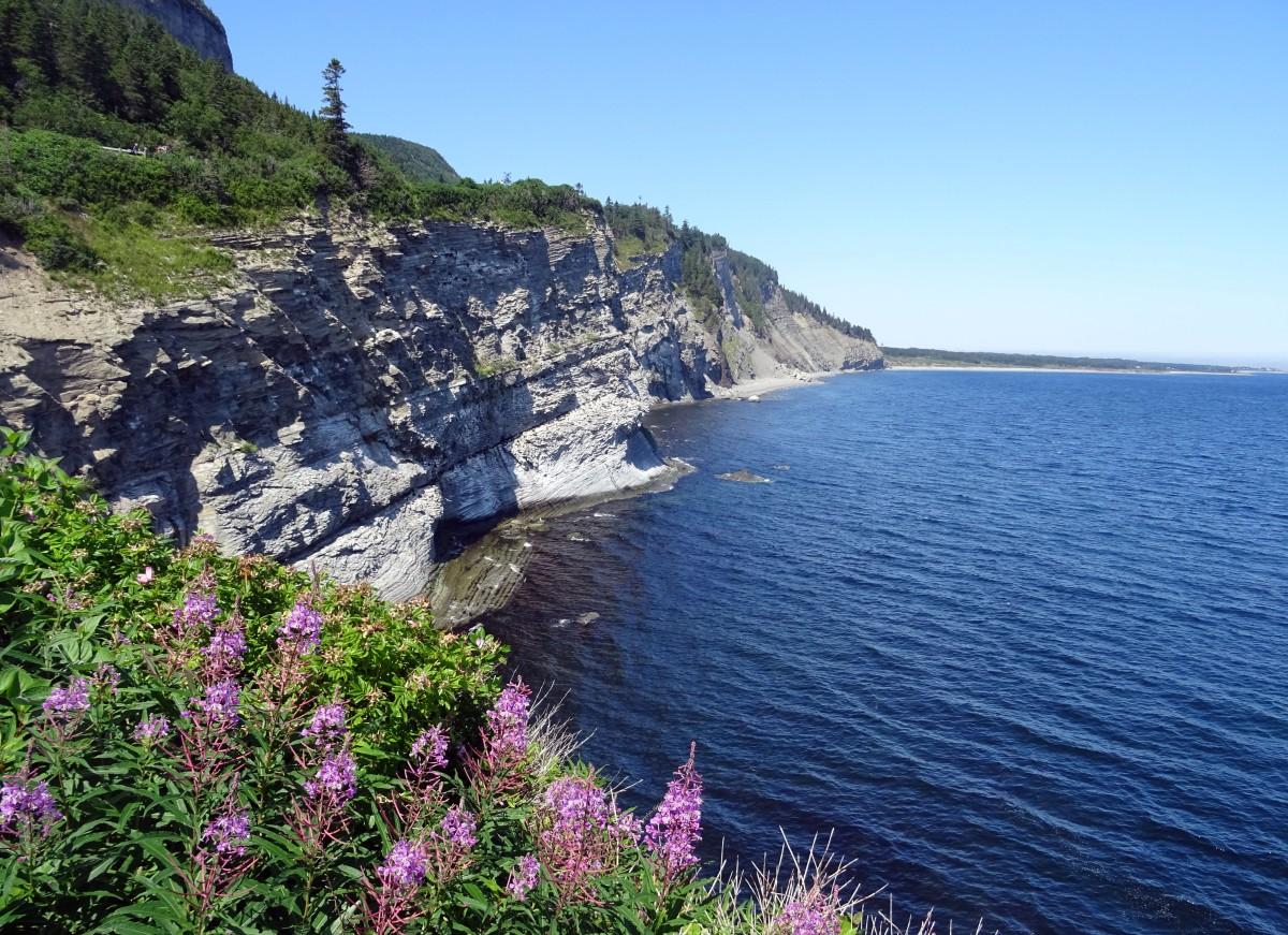 Road trip tour de la Gaspésie Québec Canada itinéraire Parc national du Forillon Gaspé