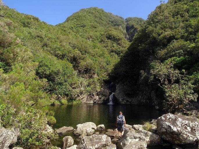 Tour bassin trou noir foret bébour plaine des palmistes randonnée ile de la réunion